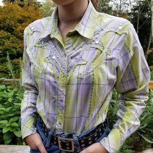 Ariat Women's Western Shirt Size Medium